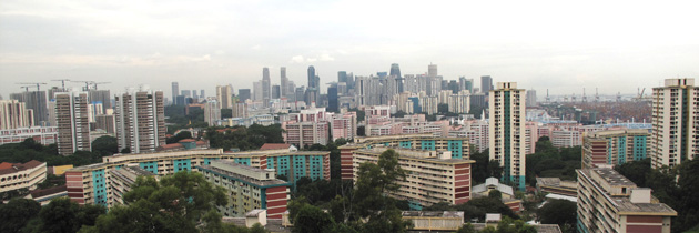 Southern Ridges of Singapore