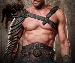 Wedding Preparation : Spartacus Workout