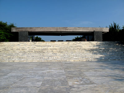 Alila Cha-Am Entrance
