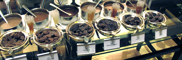 Chocolate Buffet, Fullerton Hotel, Singapore