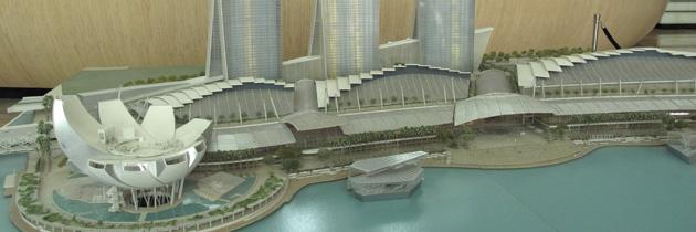 SkyPark, Marina Bay Sands, Singapore