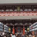 [Asakusa, Tokyo] Senso-ji and Tempura Daikokuya