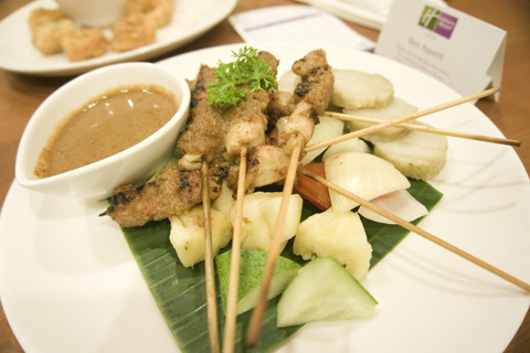 holiday_inn_batam_sate_ayam