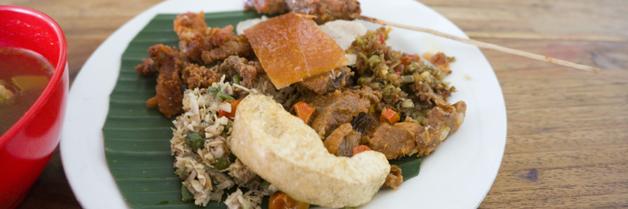 Pak Malen Babi Guling, Seminyak [Bali]