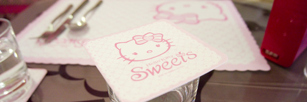[Taipei] Hello Kitty Sweets Restaurant